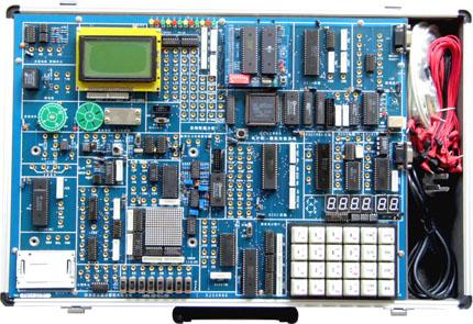 cpu卡,构成51单片机实验开发系统