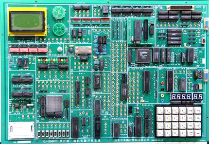 位微机接口技术实验 (1)基本i/o接口设计实验    (2)地址译码电路设计
